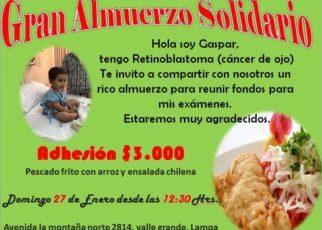 Gran Almuezo Solidario